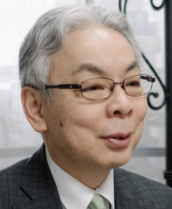 沼崎一郎教授(東北大学)